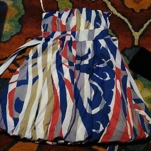 Gorgeous size medium American rag dress